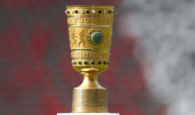 DFB-Pokal-Finale 2020 am 04.07.
