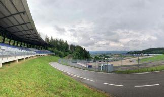Bei den F1-Rennen bleiben die Zuschauerränge leer. (Foto)