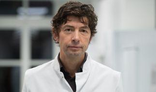 """Christian Drosten warnt vor dem Gedanken von """"virusfreien"""" Schulen. (Foto)"""