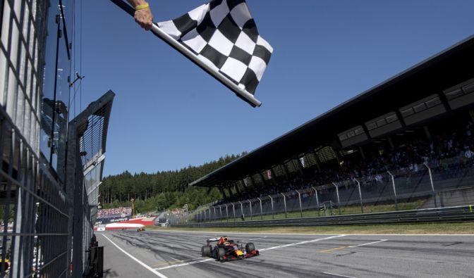 Formel 1 GP Österreich 2020 Ergebnisse