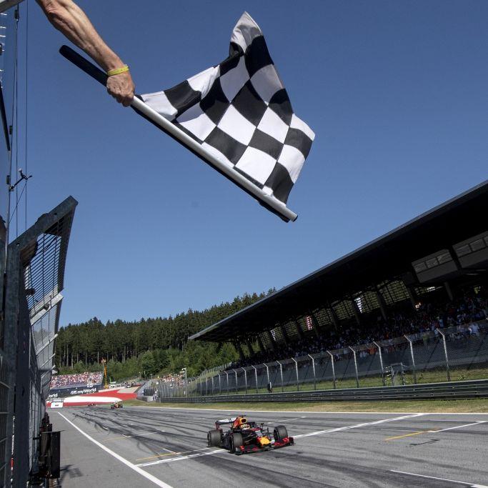Bottas rast zum Spielberg-Sieg, Vettel abgeschlagen auf Rang 10 (Foto)