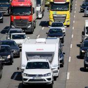 Stau-Alarm zum Ferienstart! DIESE Autobahnen sind dicht (Foto)