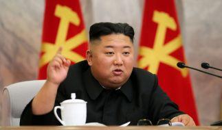 Neue Hinweise: Kim Jong-un soll tot sein. (Foto)