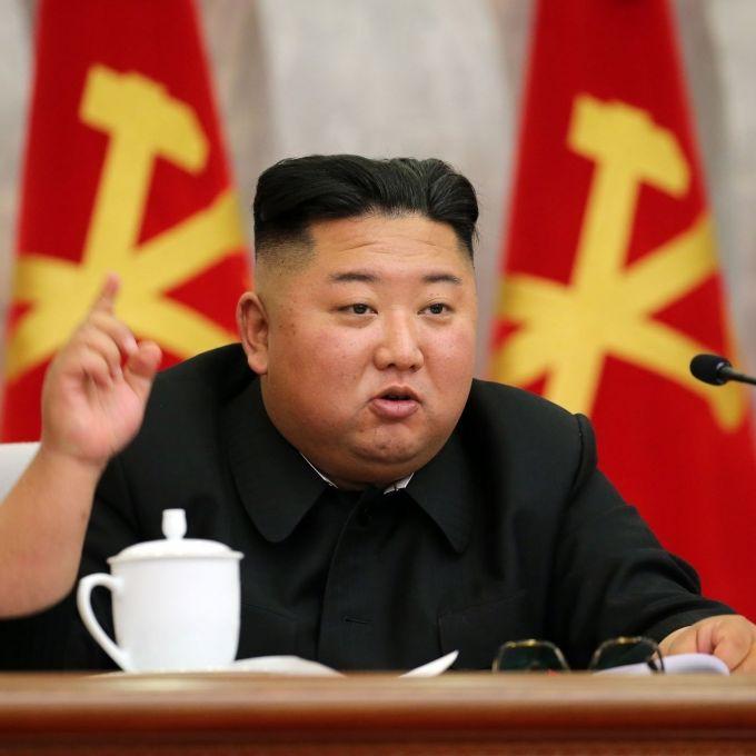 Hinweise aufgetaucht! Verschweigt Nordkorea den Tod seines Machthabers? (Foto)
