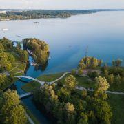 Arm abgerissen! Motorboot kracht in Schwimmer auf Badesee (Foto)