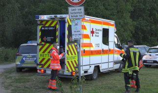 Nach dem tödlichen Badeunfall am Rhein im hessischen Trebur (Kreis Groß-Gerau) hat die Polizei die Ermittlungen aufgenommen. (Foto)