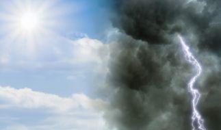 Das Deutschland-Wetter wird in den kommenden Tagen wechselhaft. (Symbolbild) (Foto)