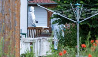 In einem Haus Schwandorf wurden die Leichen eines Paares entdeckt. (Foto)