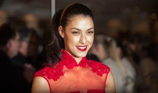Rebecca Mir verzaubert auf einem Werbefoto mit ihrer Schönheit. (Foto)