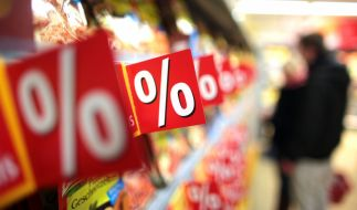 Durch die Mehrwertsteuersenkung kommt es zum preiskamp im Einzelhandel. (Foto)