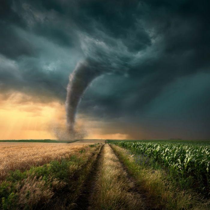 Nach Tornado-Alarm in Deutschland! HIER drohen schwere Gewitter (Foto)