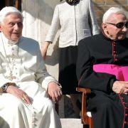 Bruder von Papst Benedikt XVI. (96) gestorben (Foto)