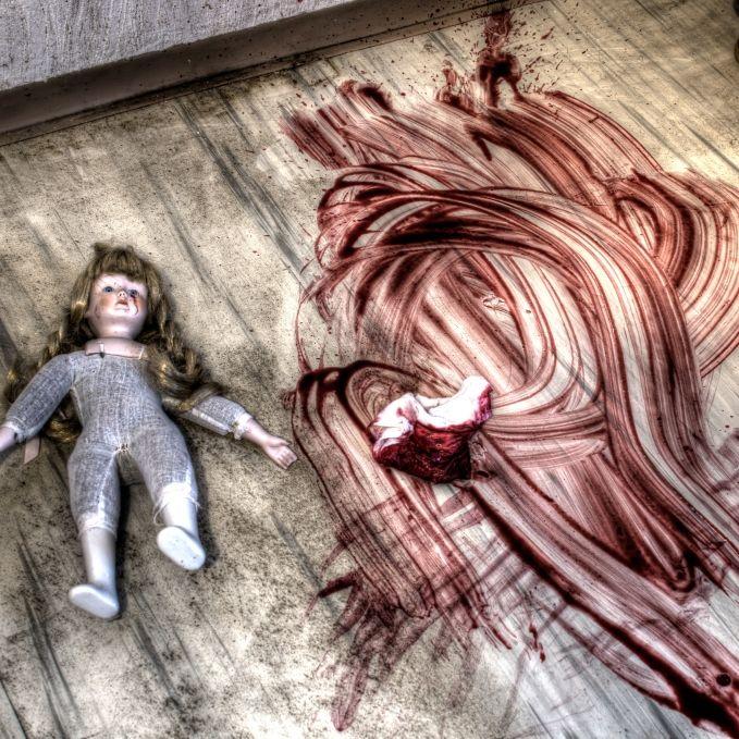 Horror-Fund! Mädchen (4) lag neben Mutter in Blutlache - tot (Foto)