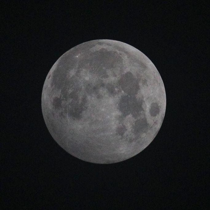 Düsterer Donnermond im Juli! HIER sehen Sie das Astro-Spektakel heute (Foto)