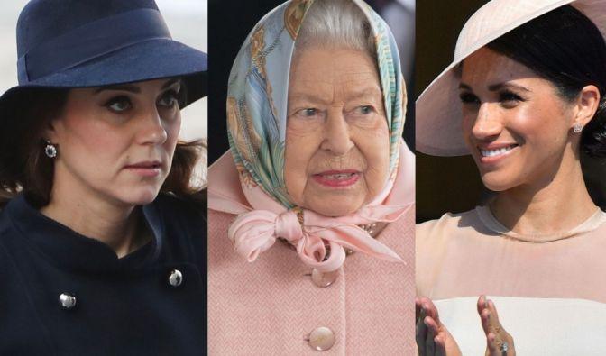 Von Meghan Markle bis Kate Middleton