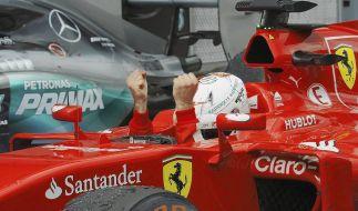 Formel 1: Das Rennen bei RTL (Foto)