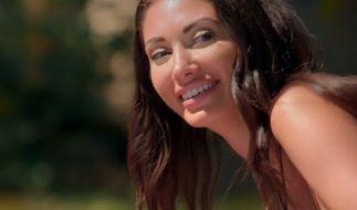 Francesca Farago verzückt ihre Fans im Netz. (Foto)