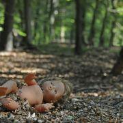 Kleines Mädchen (4) im Wald geschändet und ermordet (Foto)