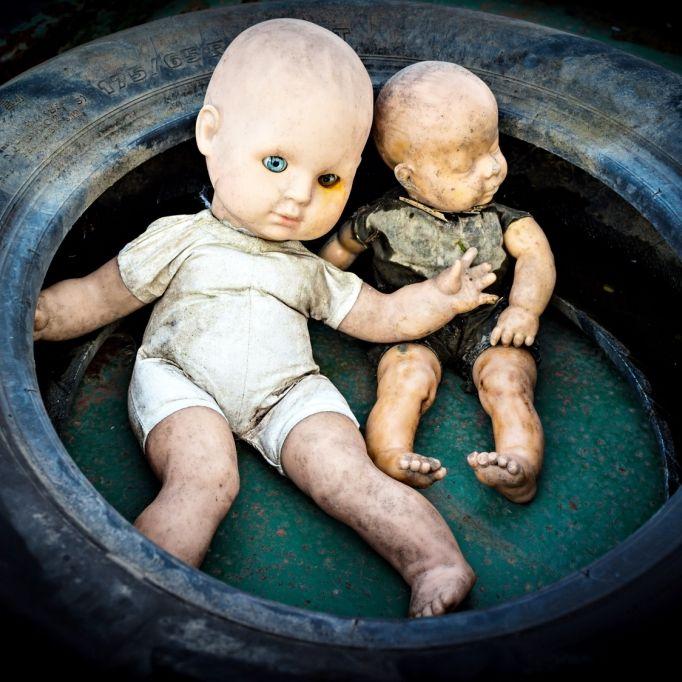 Pädophiler vergewaltigt Baby und stellt Horror-Tat online (Foto)
