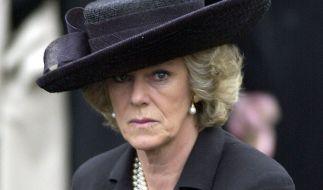 Camilla Parker Bowles muss auf einen der höchsten royalen Titel verzichten. (Foto)