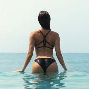 Sexy Bikini-Bombe! HIER ließ das Model alle Hüllen fallen (Foto)