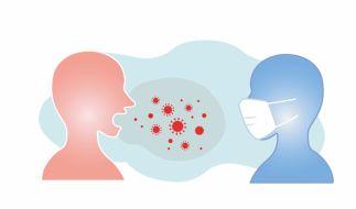 Wie schlimm ist die Übertragung des Coronavirus über Aerosole? (Foto)