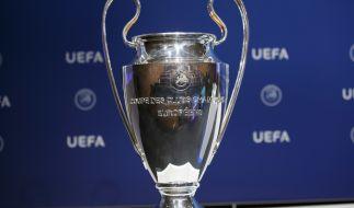 Welche Mannschaften treffen in der Champions League aufeinander? (Foto)