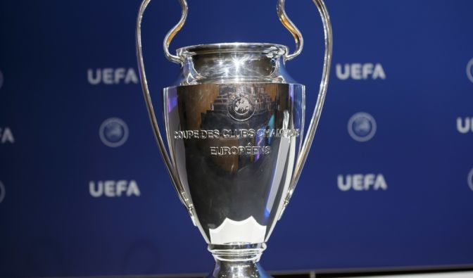 Champions League 2020 Auslosung