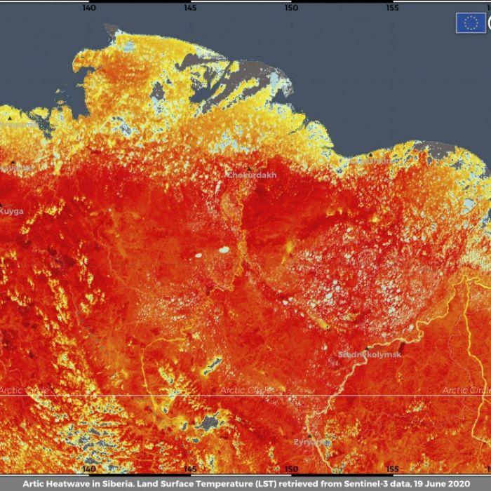 Meteorologen schlagen Alarm! So zerstört die Sibirien-Hitze unser Wetter (Foto)