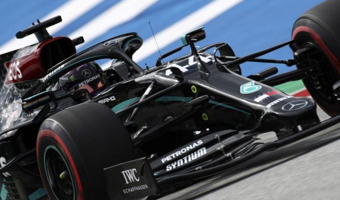 Formel 1 in Spielberg Ergebnisse