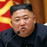 Damit heizt seine Schwester Kim Yo Jong Todes-Gerüchte an (Foto)