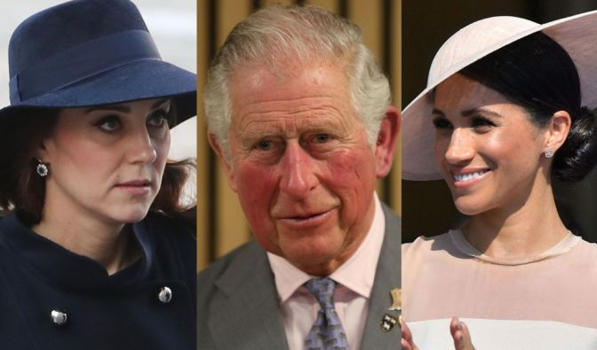 Meghan Markle, Kate Middleton und Co.