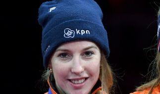 Die Sportwelt trauert um die niederländische Shorttrack-Weltmeisterin Lara van Ruijven. (Foto)