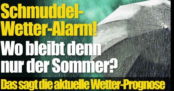 """Sommer-Wetter Juli 2020: Schmuddelwetter naht! Hoch """"Yoann"""" bringt nur kurz den Sommer zurück"""