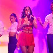 Im Portugal-Urlaub gewährt die Sängerin sexy Einblicke (Foto)