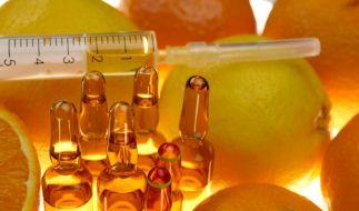 Eine 63-Jährige Frau ist nach einer Vitamin-Infusion gestorben. (Symbolfoto) (Foto)
