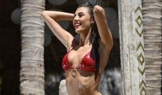 Chloe Veitch gewährt ihren Fans sexy Einblicke. (Foto)