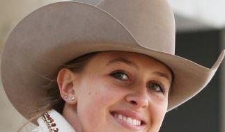 Gina-Maria Schumacher ist eine erfolgreiche Reiterin. (Foto)