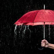 """Tief """"Yvonne"""" bringt Wetter-Chaos! Starkregen, Hagel und Sturm drohen (Foto)"""