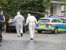 In Bad Schussenried (Baden-Württemberg) ist eine Person durch Schüsse bei einem Polizeieinsatz getötet worden. (Foto)