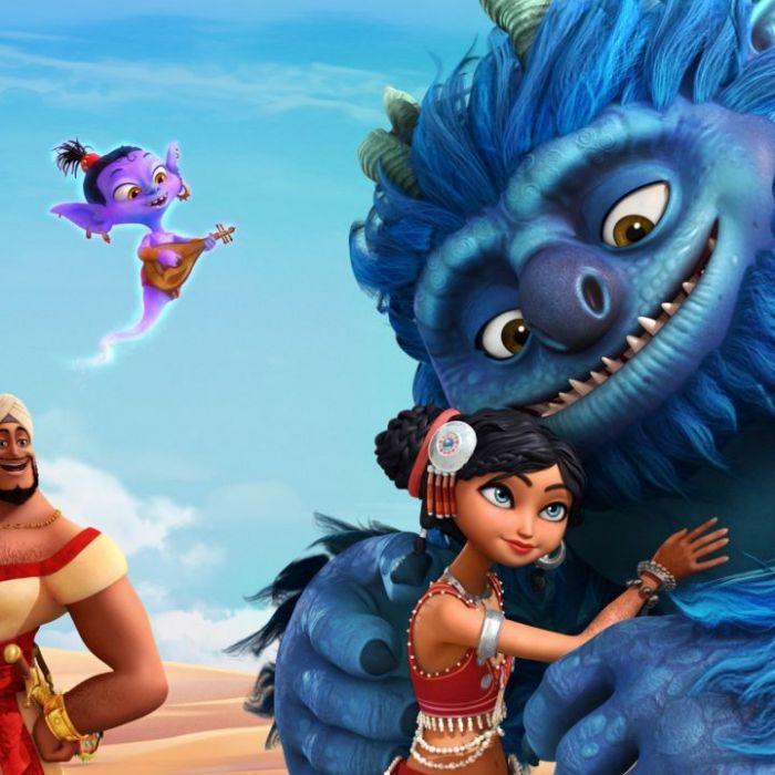 Wie geht es in Folge 6 der Animationsserie weiter? (Foto)