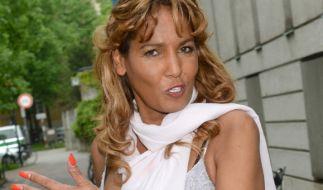 Nadja abd el Farrag muss nach der Trennung von ihrer Managerin heftige Kritik einstecken. (Foto)