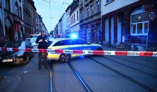 In Mannheim ist ein Mann nach einer Messer-Attacke an seinen Verletzungen gestorben. (Foto)
