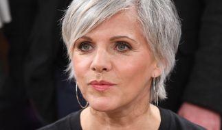 Birgit Schrowange klärt über ihre grauen Haare auf. (Foto)