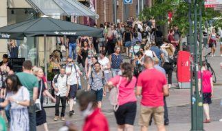 Wo und wann kann man am Sonntag überall shoppen? (Foto)