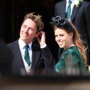 Heimliche Hochzeit! Queen-Enkelin hat sich getraut (Foto)