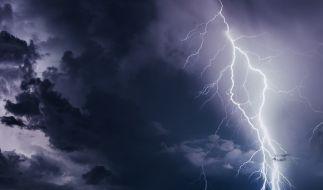 Das Wetter im Juli 2020: Am Montag drohen Gewitter, Regen und Sturmböen. (Foto)