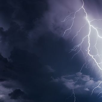 Gewitter-Alarm! HIER verhageln Regen und Sturmböen den Sommer (Foto)