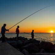 Drei Angler bei Ausflug ermordet - Polizei schnappt Verdächtige (Foto)