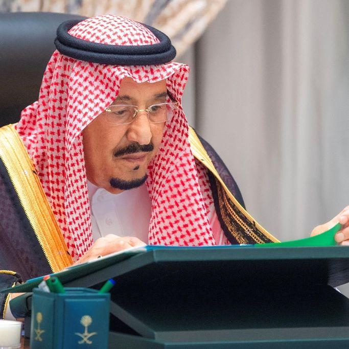 Sorge um Royal! Saudischer König (84) in Klinik eingeliefert (Foto)